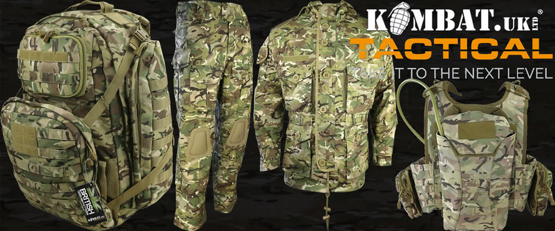 Kombat UK Outdoor & Tactical