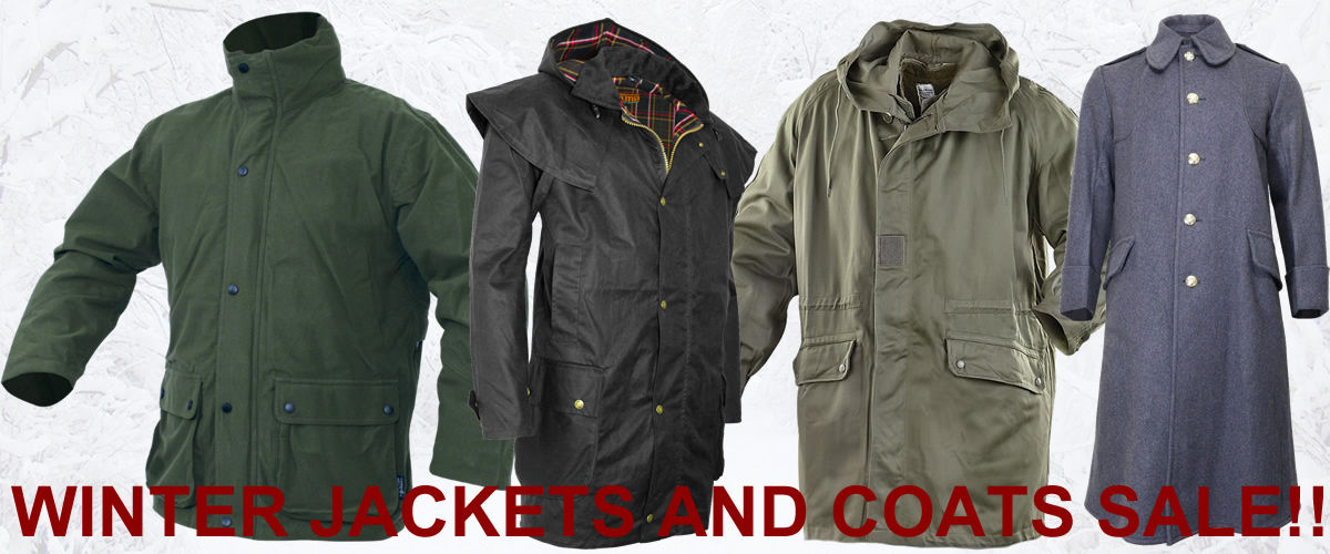 Army Jackets, Military Jackets & Coats