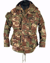 SAS Style Assault Jacket DPM