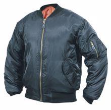 Mil-Com Unisex MA1 Flight Jacket