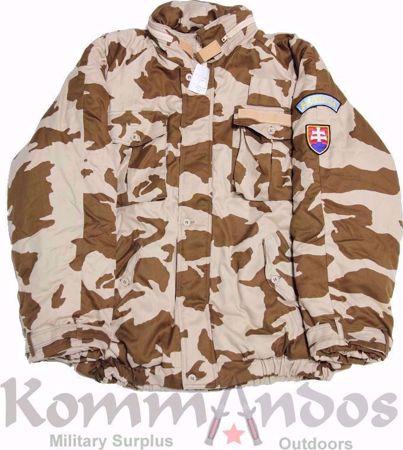 Slovakian Army  NATO Jacket