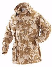 British Army Desert Windproof Smocks