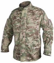 British MTP Tropical Combat Jacket