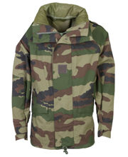 French MVP Parka CCE Camo