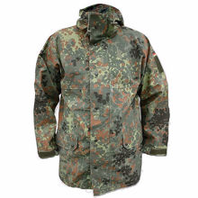German Army Goretex Parka Flecktarn