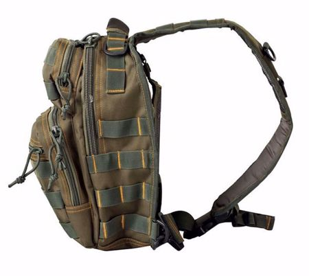 Kombat Unisex Mini MOLLE Recon Shoulder Pack