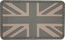 UK Flag Rubber Patch