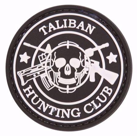 Taliban Hunting Club Patch