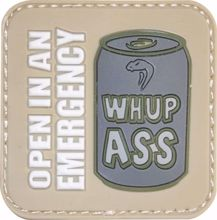 Viper WHUP ASS Rubber Patch (Open In An Emergency)