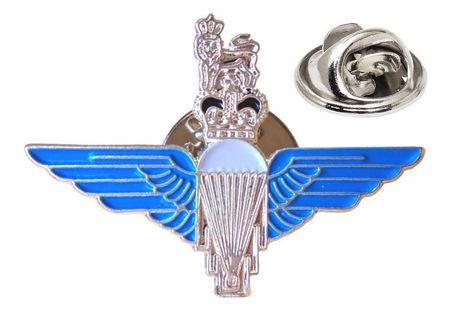 Mil-Com Para Enamel Pin Badge