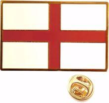 St George Enamel Pin Badge