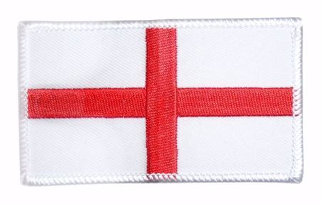 St George Cloth Badge