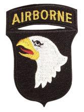 Mil-Tec US 101st. Airborne Division Badge