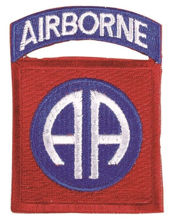 Mil-Tec US 82nd Airborne Division Badge