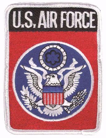 Mil-Tec US Air Force Textile Badge
