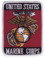 Mil-Tec USMC Textile Badge