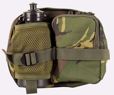 DPM Waist Bag With Bottle