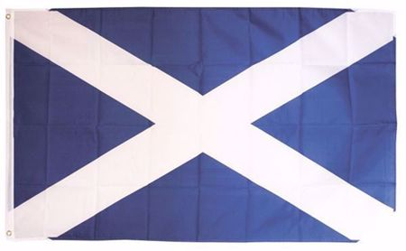 Scottish Flag (St. Andrew's Cross)