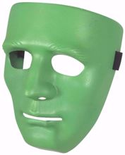 ABS Face Mask - Green