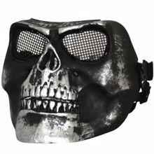 Hardshell Face Mask - Skull