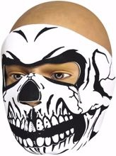 Viper Neoprene Full Face Mask - Skull