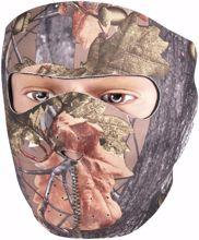 Neoprene Face Mask English Oak