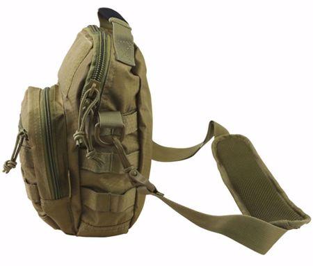 Kombat Hex - Stop Explorer Shoulder Bag