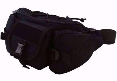 Tactical Waist Bag Black
