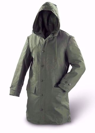 German Army Long Parka with Liner