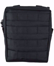 Kombat MOLLE Utility Pouch Large Black