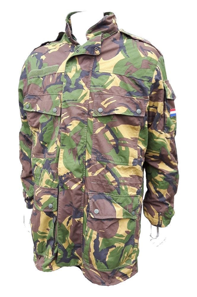 3961ba8df7d99 Dutch Army Parka With 2 Layer Lining : Army Shop & Military Store UK :  Kommandos
