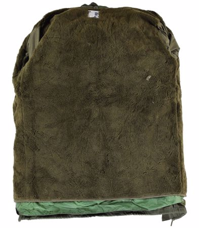 Dutch Army Parka With 2 Layer Lining