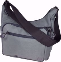 Titanium Covert Shoulder Bag