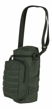 Modular Side Pouch Olive Green