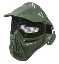 Kombat Full Face Mesh Mask