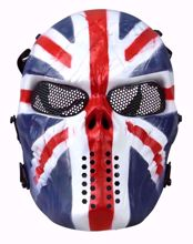 Kombat Skull Mesh Mask UK