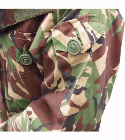 British Army DPM Windproof Smock