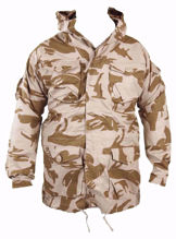 British Army Desert Windproof Smock