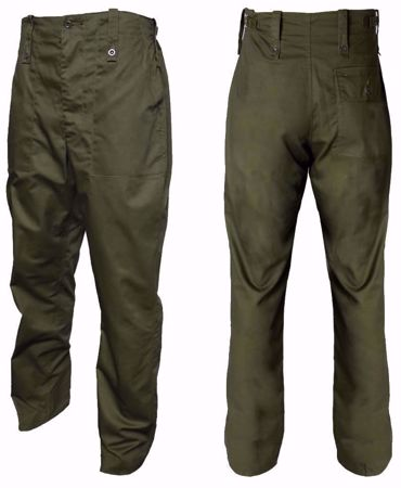 British Lightweight Fatigue Trousers