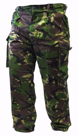 British Soldier 95 Trousers DPM