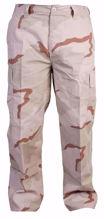 Kombat M65 BDU Ripstop Trousers Tricolor