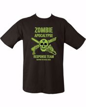 Zombie Apocalypse Response Team T-Shirt (Keep The Dead, Dead)