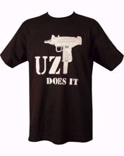 T-Shirt Uzi Does It