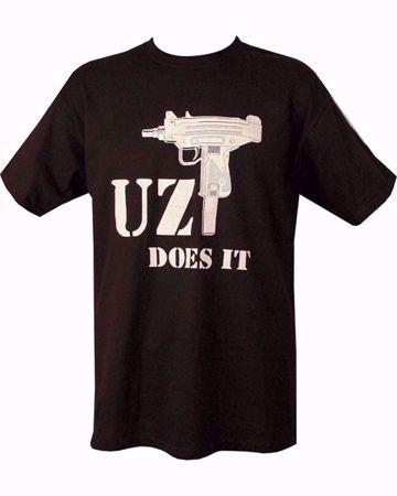 T-Shirt Uzi Does It