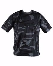 T-Shirt Midnight Blue Camo