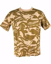 T-Shirt British Desert Camo