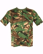 T-Shirt British DPM Camo