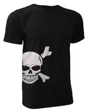 Mil-Com Skull T-Shirt