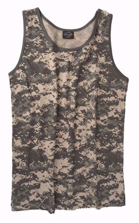 Mil-Tec AT-Digital Cotton Tank Top