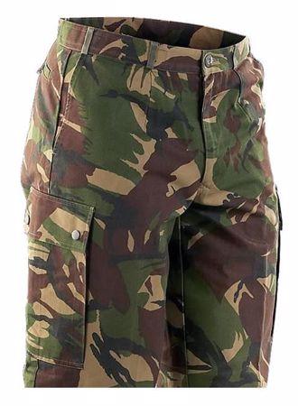 Dutch Army Field Shorts